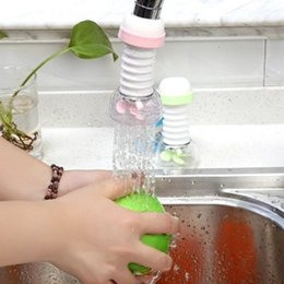 Faucet Kitchen Shower Australia - New Water Faucet Bubbler Kitchen Faucet Saving Tap Water Saving Bathroom Shower Head Filter Nozzle Shower Spray