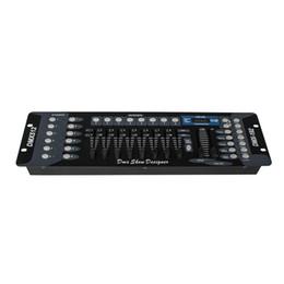 192 DMX контроллер DJ оборудование DMX 512 Консоль сценического освещения для светодиодных Par движущиеся головки прожекторов DJ контроллер на Распродаже