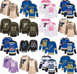 $enCountryForm.capitalKeyWord Australia - 2019 Third Custom Schwartz O Reilly Dunn St. Louis Blues men womens youth Vladimir Tarasenko Edmundson Pink Hockey Jerseys Stitched XS-5XL