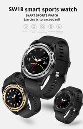 $enCountryForm.capitalKeyWord NZ - SW18 Smart Watch Bluetooth Smartwatch Support SIM Card Camera Pedometer Fitness Tracker IOS and Android Smart Watch SMS Dial with Retail Box