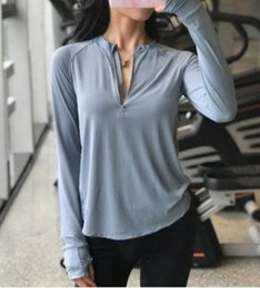 $enCountryForm.capitalKeyWord Australia - New 2018 Women Compression T Shirt Quick-dry Tights Fitness Mma T-shirts Fashion Long Sleeve Workout Tops Yoga Clothing