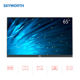 Hdmi networking online shopping - origina Skyworth S9A Inch Full Screen Chameleon AI Chip OLED Pixel Light Control WIFI Network TV K PAL NTSC Smart HD HDMI USB p