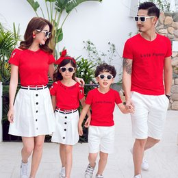 $enCountryForm.capitalKeyWord NZ - 2019 Family Matching Clothes Outfits Mom Daughter Clothes Baby Girl boy Mom father And Son dauther Matching 8 10