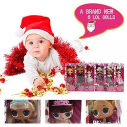 $enCountryForm.capitalKeyWord Australia - 9.5 Inch With Fruity Aroma PVC Kawaii Children Toys Anime Action Figures Realistic Reborn Dolls Gift For surprise Girls 6Styles kids toys