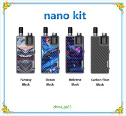 $enCountryForm.capitalKeyWord Australia - New product Nano Kit 950mAh battery Mod open injectable Vape Pod cartridges available in 4 colors