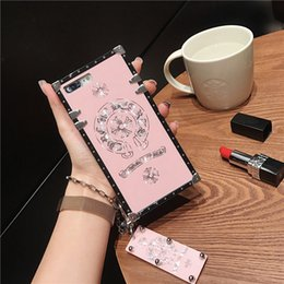 Fashion girls mobile phone covers online shopping - Fashion Cute Phone Case Cover for Apple iPhone XS Max XR X s Plus Samsung S8 S9 S10 Plus Lite Rugged Mobile Bumper for Women girls