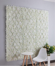 $enCountryForm.capitalKeyWord Australia - 60x40 cm Artificial flower wall background Wedding props supplies Wall decoration Arches silk flower Rose peony Window studio