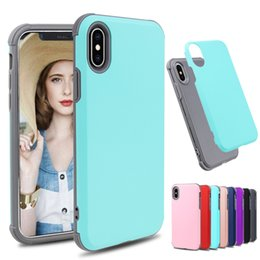 Notes sell online shopping - Hot selling Hybird in Slim ShockProof Case For iPhone x xr Plus Armor Protective cover for samsung s10 s10plus