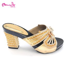 Glitter rhinestone platform hiGh heels silver online shopping - Special Design African Sandals Platform Shoes Luxury Diamond Crystal Women Shoes Hot