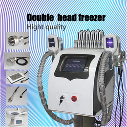 Safety Handles NZ - 2 cryo handles cryolipolisis safety fat freezing cold body slimming machine cellulite fat remove cryotherapy device slimming vacuum machine