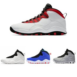 338bfac81a3693 New Tinker Westbrook 10 Mens Basketball Shoes Cement I m back 10s Men  Sports Sneakers chicago bobcats Racer Blue Size 7-13 Free Shipping