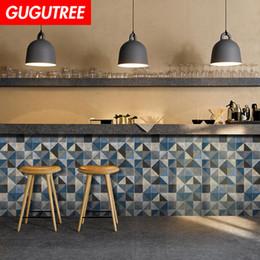 $enCountryForm.capitalKeyWord Australia - Decorate home 3D ceramic tile cartoon art wall sticker decoration Decals mural painting Removable Decor Wallpaper G-936