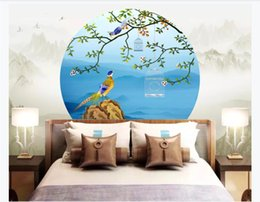 $enCountryForm.capitalKeyWord Australia - customized 3d photo wallpaper murals wall paper Gold Jewelry HD Court Flower Bird Bedroom TV Sofa Background Mural wallpaper for walls 3d
