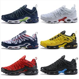 8754189faf Newest Designer Plus TN Running Shoes For Men Cheap Airmattress 2019 Brand  Classic TN1 Sicko Jogging Outdoor Sport Sneakers Size USA 7-12