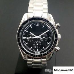 $enCountryForm.capitalKeyWord Australia - LUXURY WATCH Chronograph Vintage Perpetual Paul Newman Japanese Quartz Stainless Steel Men Mens Watches Watch Wristwatches