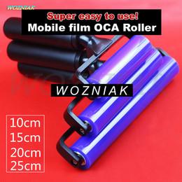 $enCountryForm.capitalKeyWord Australia - OCA polarized for iPad roller Automobile membrane Large area glass film 10 15 20 30 40 60cm large roller Metal handle