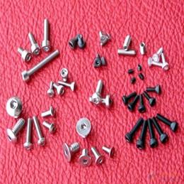 TiTanium sockeT head cap screws online shopping - carbon steel hexagon socket head cap screws PTA BRAND drywall screw titanium screw Dacormet titanium torx flower head screw