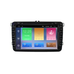 $enCountryForm.capitalKeyWord Australia - Android 9.0 DSP 8 Inch In Dash Double Din Car Stereo For VW Volkswagen POLO PASSAT Golf Skoda Seat Radio Car DVD Player