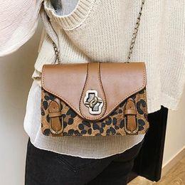 $enCountryForm.capitalKeyWord Australia - Brand New Women PU Leather Leopard Bags 3 Colors Casual crossbody Shoulder Bags Chain Belt Ladies Handbags for girls 2019 Whole sale