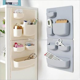 hanging kitchen shelf NZ - Wall Mounted Type Storage Rack Kitchen Storage Holder Bathroom Wall Punch-free Hang Shelf Home Sundries Organizer