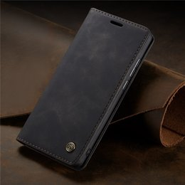 Wholesale Luxury Leather Note8pro Mi9 K20pro Case For Xiaomi Mi T Redmi Note K20 Pro Magnetic Flip Wallet Card Slot Phone Cover Coque