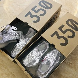 Zebra Chains Australia - 2019 Kanye West 700 V2 Zebra Butter Cp9654 Orange Grey Beluga 2.0 Ah2203 Black Red Bred Cp9652 Running Shoe For Sale Size 5 -13