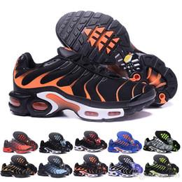 $enCountryForm.capitalKeyWord Australia - 2019 Top Quality Wmns Plus Tn Se Mens Running Shoes Fashion Cheap Black Orange White Yellow Blue Frequency Pack Sneakers Zapatillas Shoe