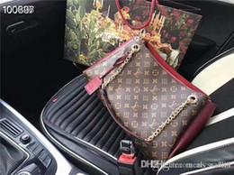 Ingrosso Nuova borsa di design: 36 * 26 * 13 cm vendita calda borse tracolla crossbody designer di lusso borse donne borse capacità totes borse