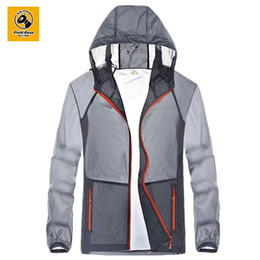 Slim Jackets For Boys Australia - Man Skin Jacket Coat Slim Quick Dry Casual Simple Jacket Coat for Mens Boys Males Fashion Leisure
