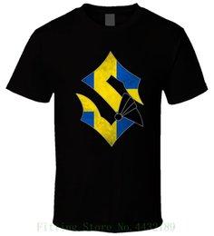 Ingrosso Maglietta da uomo T Shirt in cotone a maniche corte da uomo T-shirt da uomo di Sabaton 3