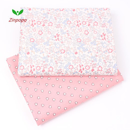 $enCountryForm.capitalKeyWord Australia - New 2pic lot 40x50cm Cotton Fabric Christmas gift for Sewing Quilting Patchwork Tissue baby Bedding DIY cloth fabrics K254