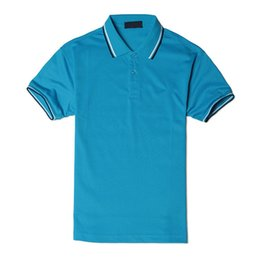 $enCountryForm.capitalKeyWord Australia - Summer Brand Shirt Men Polo Luxury Leisure Designer T Shirt For Men Shorts Sleeve Polyester Solid Casual Loose Sport Clothing S-4XL