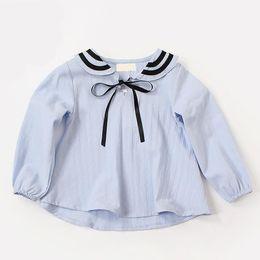 9ef7e5450ea Nueva Ropa de niña Vestidos Ropa de boutique para niños Little Star Print  Cuello redondo Vestidos de manga larga 100% Primavera Vestido elegante en  varios ...