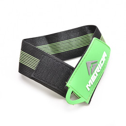 Wholesale Bike Bicycle Reflective Ankle Leg Tape Band Lightweight Outdoor Cycling Trousers Pant Bottom Bands Clips Strap High Quality PC