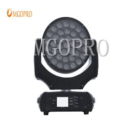 Discount moving heads lights price - Original style 37x10w led zoom wash moving head stage dj high light with CE Approved wholesale price
