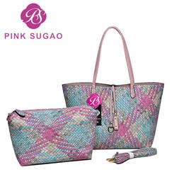 Small black leather coin purSe online shopping - Pink sugao tote bag designer handbags women pu leather handbag fashion famous brand purse Sac à main messenger crossbody shoulder bag
