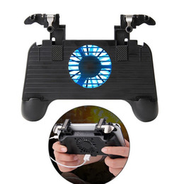 Gamepad for iphone online shopping - New Game Controllers And Joysticks Mobile Phone Gamepad Trigger Aim Button Shooter Joystick for iPhone Android Cell Phone GamePad Accesorios