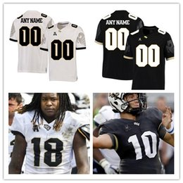 Wholesale Custom UCF Knights Jerseys Mckenzie Milton SM GRIFFIN any name any number Player Printed Mens College Football Jersey