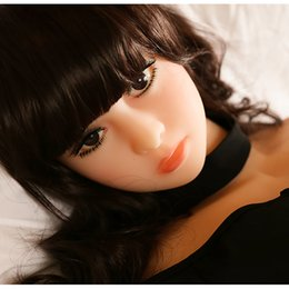 Silicone Love Dolls Ass Australia - Sex Dolls 158cm Adult Silicone Sexy Doll Tpe Metal Skeleton Love Doll Big Breast Vagina Ass Oral Sex Toy For Men