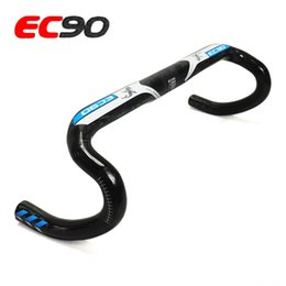 $enCountryForm.capitalKeyWord Australia - 2017 New ec90 Carbon Bicycle Handlebar The Road EC90 Aero Carbon Road bike handlebar External cable 31.8 * 400 420 440MM