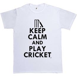 $enCountryForm.capitalKeyWord Australia - Keep Calm & Play Cricket - Stumps Bat Mens T-Shirt Tees Custom Jersey t shirt hoodie hip hop t-shirt jacket croatia leather tshirt