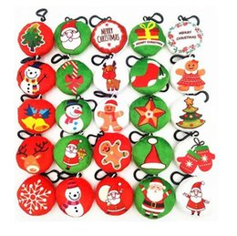 Pack Supplies Australia - Christmas Decorations, Mini Plush Pillow Keychain for Christmas Party Supplies Favors, Xmas Tree Hanging Ornaments (25 Pack)