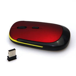 $enCountryForm.capitalKeyWord Australia - HOT Laptop Mini Slim 2.4G USB Wireless Optical Mouse Mice for Computer PC Drop shipping