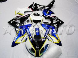 Motorcycle abs fairing kit bMw online shopping - New ABS Injection Mold motorcycle fairings kit Fit for BMW S1000RR nice white blue yellow