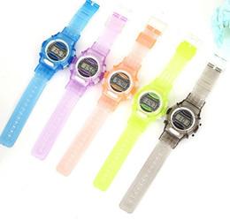 $enCountryForm.capitalKeyWord Australia - Candy Color Watch Boys Girls Children Students Watch Digital Sports Wrist Watch Small Gifts for Kids Free Shipping