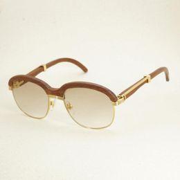 PrescriPtion sunglasses online shopping - Luxury Wood Glasses Men Sunglasses Wood Lintel Sun Glasse Male Sunglasses Women Eyeglasses Gafas De Sol Fill Prescription