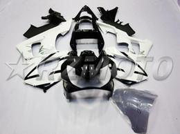 Cbr929rr Black Fairing Kit Australia - 3Gifts New ABS motorcycle fairings kit for HONDA CBR 929RR 929 2000 2001 CBR929RR 00 01 CBR 900RR bodywork set Fairing nice white black