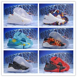 0bcd54d89472 2019 Cheap New Mens Curry low cut basketball shoes for sale Yellow Black  White Gold MVP Blue Stephen Currys 5 sneakers boots trainers