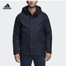 $enCountryForm.capitalKeyWord Australia - 2019 New Mens Jacket Thick Casual Hooded Jackets Men Warm Jackets Men Hooded Winter Solid Color Outdoor Coat S-2XL