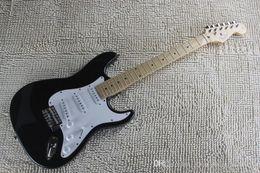 gfrt guitarra elétrica, New chegada Eric Clapton Signature BLACKIE guitarra elétrica venda por atacado